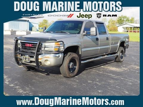 2003 GMC Sierra 2500HD for sale in Washington Court House, OH