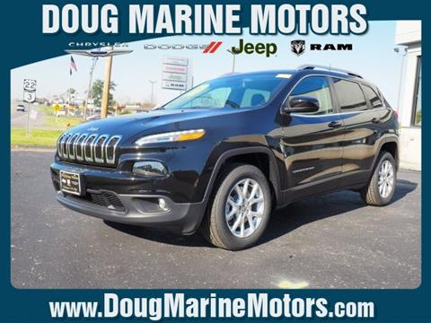 2018 Jeep Cherokee for sale in Washington Court House OH