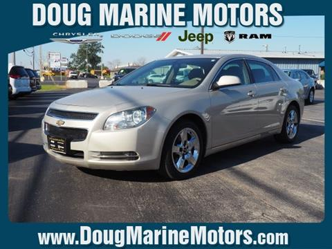 2010 Chevrolet Malibu for sale in Washington Court House OH