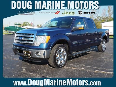 2014 Ford F-150 for sale in Washington Court House OH
