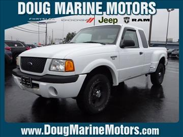 2001 Ford Ranger for sale in Washington Court House, OH