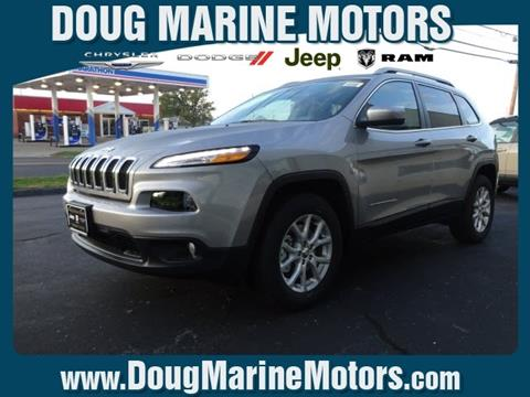 2017 Jeep Cherokee for sale in Washington Court House, OH