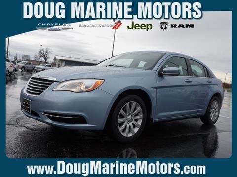 2012 Chrysler 200 for sale in Washington Court House OH