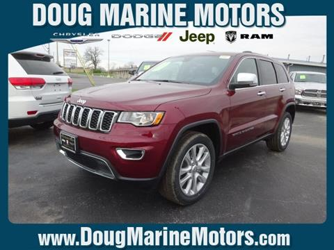 2017 Jeep Grand Cherokee for sale in Washington Court House, OH