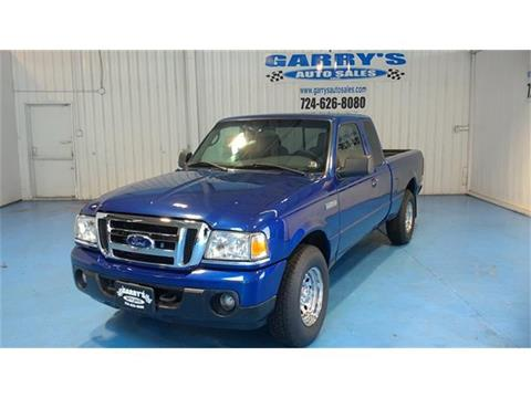 2008 Ford Ranger for sale in Dunbar, PA