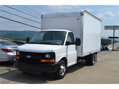 2010 Chevrolet Express Cutaway for sale in Dunbar, PA