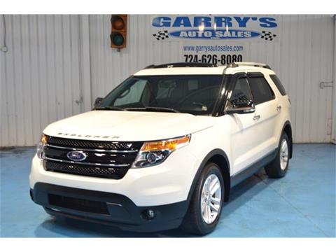 2011 Ford Explorer for sale in Dunbar, PA