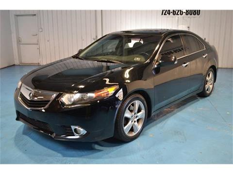 2011 Acura TSX for sale in Dunbar, PA