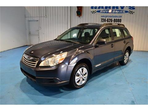 2011 Subaru Outback for sale in Dunbar, PA
