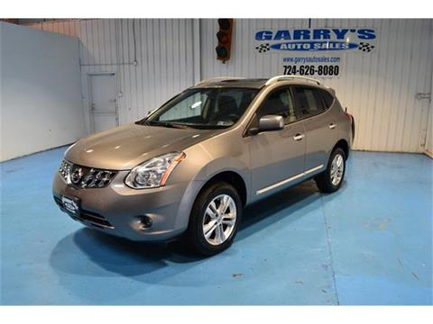 2012 Nissan Rogue for sale in Dunbar, PA