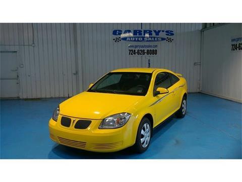 2009 Pontiac G5 for sale in Dunbar, PA