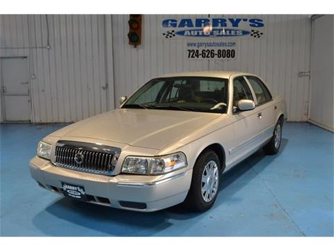 2006 Mercury Grand Marquis for sale in Dunbar, PA