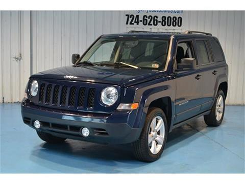 2014 Jeep Patriot for sale in Dunbar, PA