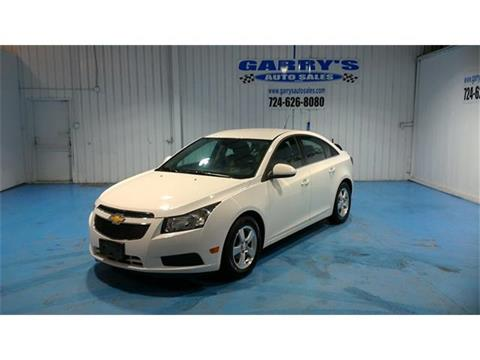 2014 Chevrolet Cruze for sale in Dunbar, PA