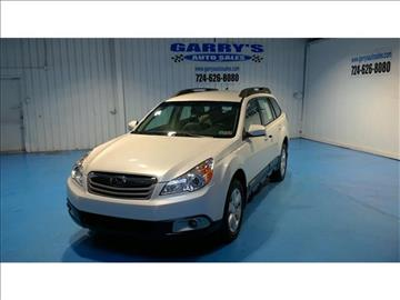 2012 Subaru Outback for sale in Dunbar, PA