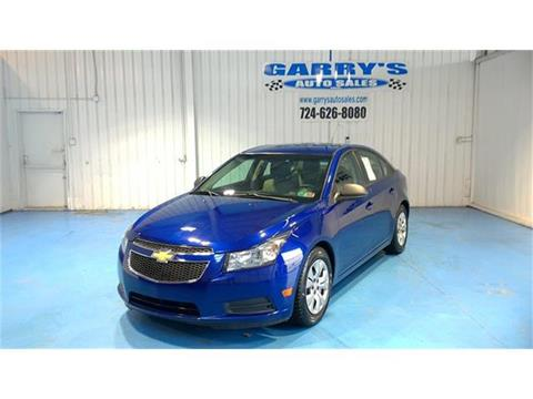 2013 Chevrolet Cruze for sale in Dunbar, PA