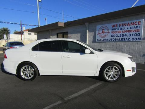 2010 Ford Fusion for sale in Phoenix, AZ