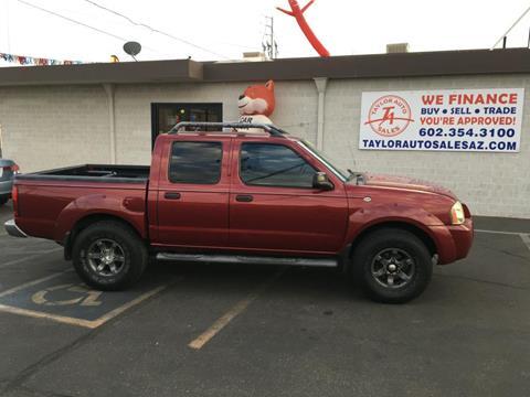 2004 Nissan Frontier for sale in Phoenix, AZ