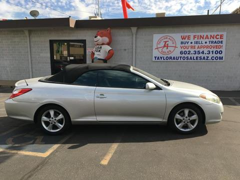 2004 Toyota Camry Solara for sale in Phoenix, AZ