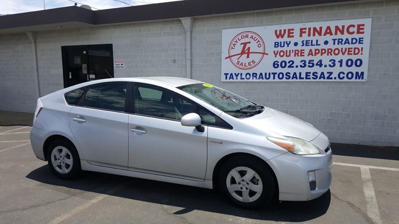 2011 Toyota Prius   Phoenix AZ