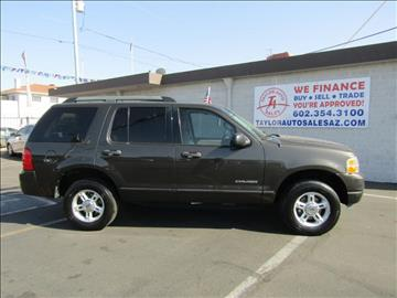 2005 Ford Explorer for sale in Phoenix, AZ