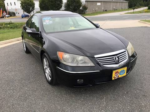Acura RL For Sale Carsforsalecom - 2005 acura rl for sale by owner