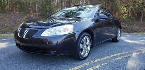 2009 Pontiac G6 for sale in Fredericksburg, VA