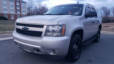 2007 Chevrolet Tahoe LS for sale at Alpha Auto Group LLC in Fredericksburg VA