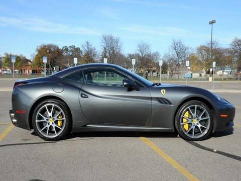 ferrari california for sale. Black Bedroom Furniture Sets. Home Design Ideas