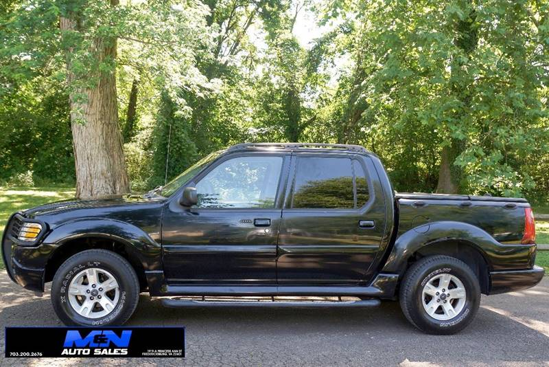 2005 ford explorer sport trac 4dr xlt 4wd crew cab sb in fredericksburg va. Cars Review. Best American Auto & Cars Review