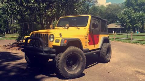 2006 Jeep Wrangler for sale in Fredericksburg, VA