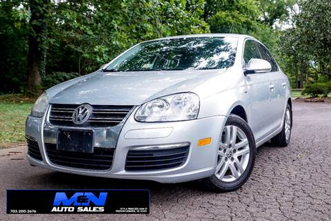 2007 Volkswagen Jetta for sale in Fredericksburg, VA