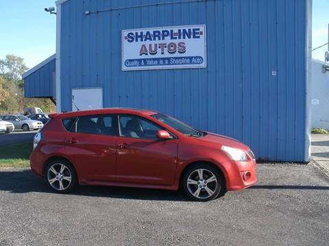 2009 Pontiac Vibe for sale in Elkhart, IN