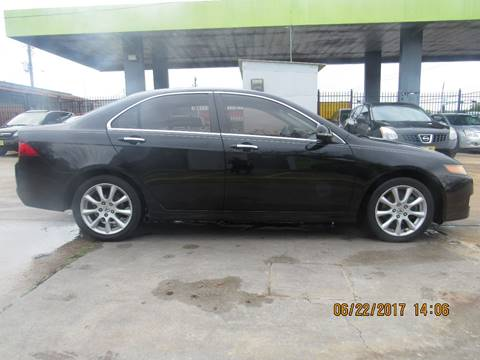 2008 Acura TSX for sale in Houston, TX