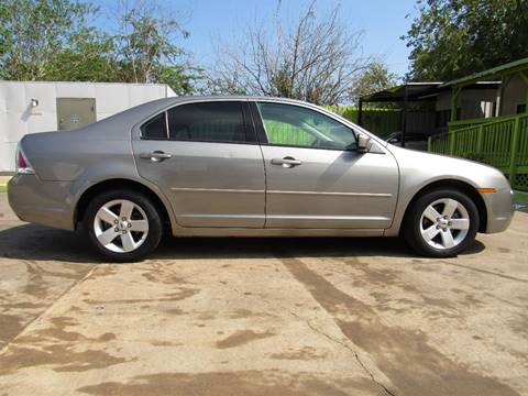 2009 Ford Fusion for sale in Houston, TX