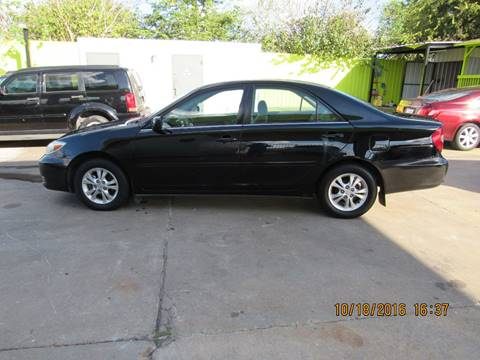2004 Toyota Camry for sale in Houston, TX
