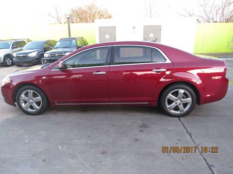 2008 Chevrolet Malibu for sale in Houston, TX