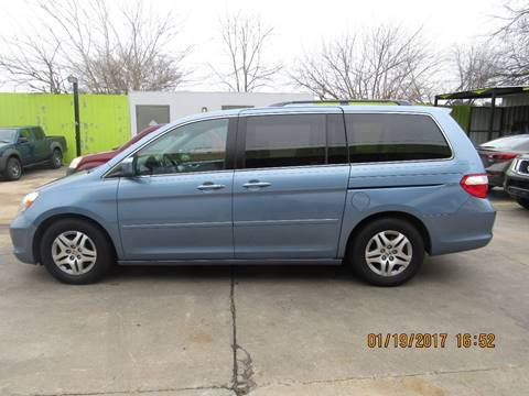 2006 Honda Odyssey for sale in Houston, TX