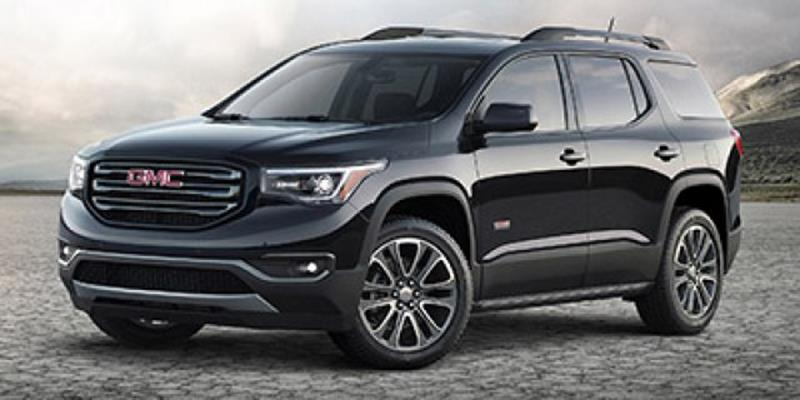 Heyward Allen Gmc >> 2018 Gmc Acadia Slt 1 Heyward Allen Motor Company