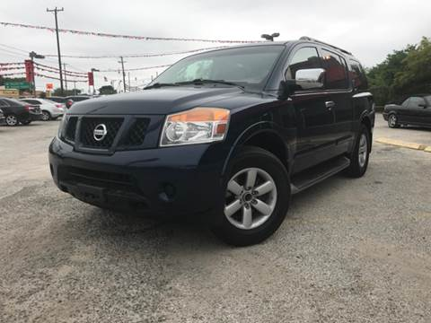 Used 2010 Nissan Armada For Sale In New Iberia La Carsforsale