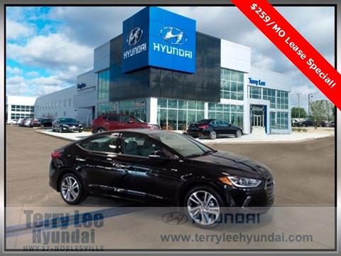 2017 Hyundai Elantra for sale in Noblesville, IN
