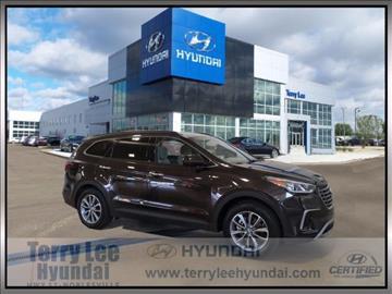 2017 Hyundai Santa Fe for sale in Noblesville, IN