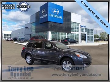 2013 Subaru Outback for sale in Noblesville, IN