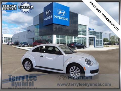 2015 Volkswagen Beetle for sale in Noblesville, IN