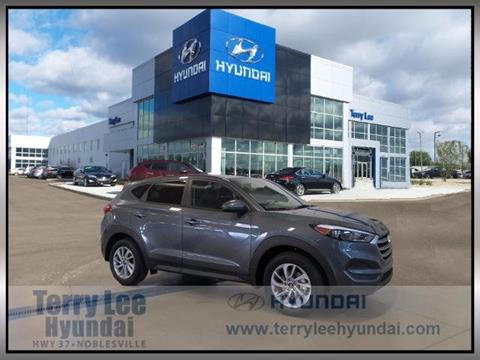 2017 Hyundai Tucson for sale in Noblesville, IN