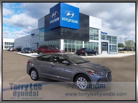 2018 Hyundai Elantra for sale in Noblesville, IN