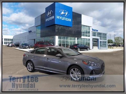 2018 Hyundai Sonata for sale in Noblesville, IN