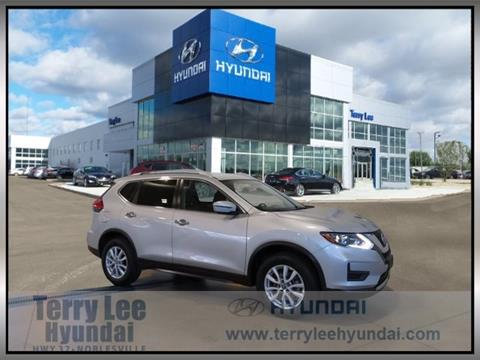 2017 Nissan Rogue for sale in Noblesville, IN