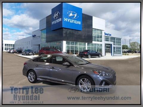 2018 Hyundai Sonata for sale in Noblesville, IN