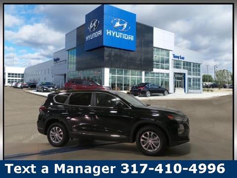 2019 Hyundai Santa Fe for sale in Noblesville, IN